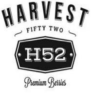 HARVEST FIFTY TWO H52 PREMIUM BERRIES