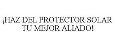 ¡HAZ DEL PROTECTOR SOLAR TU MEJOR ALIADO!