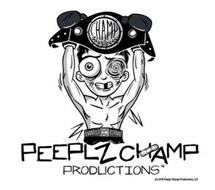 CHAMP PEEPLZ CHAMP PRODUCTIONS 2018 PEEPLZ CHAMP PRODUCTION, LLC