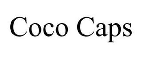COCO CAPS
