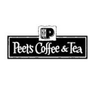 P PEET'S COFFEE & TEA