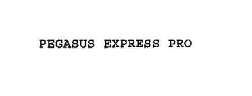 PEGASUS EXPRESS PRO