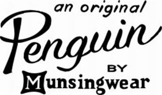 AN ORIGINAL PENGUIN BY MUNSINGWEAR