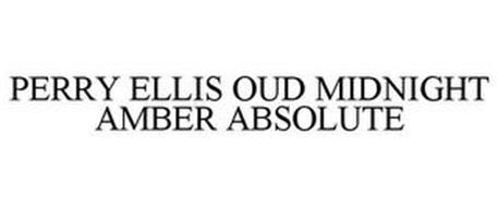 PERRY ELLIS OUD MIDNIGHT AMBER ABSOLUTE