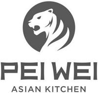 Pei Wei Asian Kitchen Trademark Of Pei Wei Asian Diner Llc Serial