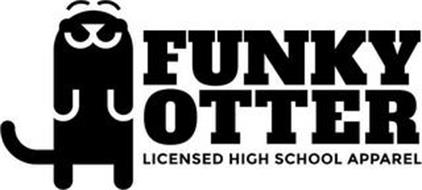 FUNKY OTTER LICENSED HIGH SCHOOL APPAREL