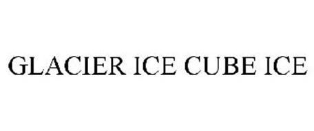 GLACIER ICE CUBE ICE