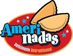 AMERINADAS DELICIOUSLY UNTRADITIONAL