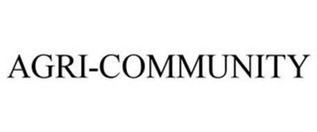 AGRI-COMMUNITY