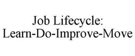 JOB LIFECYCLE: LEARN-DO-IMPROVE-MOVE