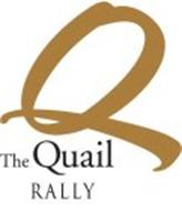 Q THE QUAIL RALLY