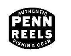 AUTHENTIC PENN REELS FISHING GEAR