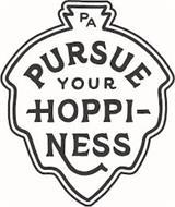 PA PURSUE YOUR HOPPI- NESS