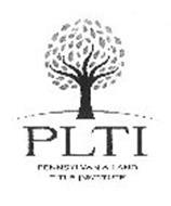 PLTI PENNSYLVANIA LAND TITLE INSTITUTE