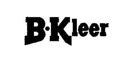 B-KLEER