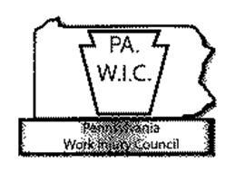 PA. W.I.C. PENNSYLVANIA WORK INJURY COUNCIL