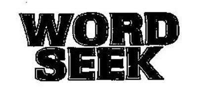 WORD SEEK