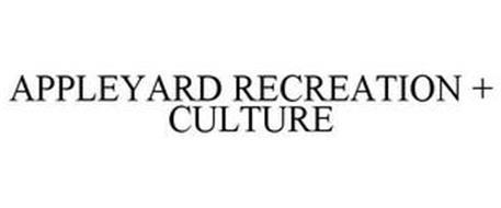APPLEYARD RECREATION + CULTURE