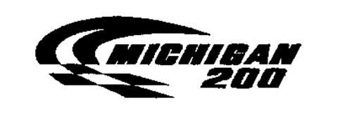 MICHIGAN 200