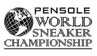 PENSOLE WORLD SNEAKER CHAMPIONSHIP