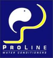 P PRO LINE WATER CONDITIONERS