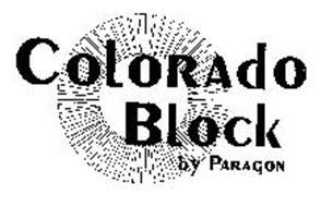 COLORADO BLOCK BY PARAGON