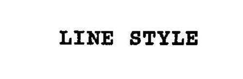 LINE STYLE