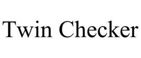 TWIN CHECKER