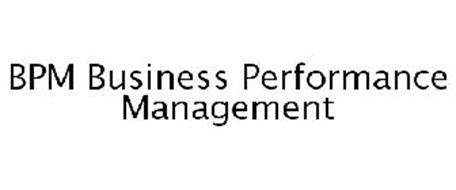 BPM BUSINESS PERFORMANCE MANAGEMENT