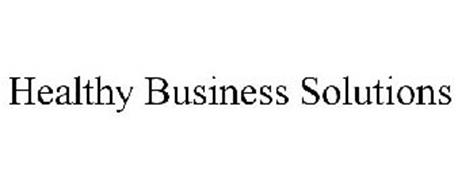 HEALTHY BUSINESS SOLUTIONS