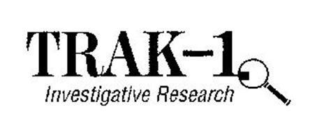 TRAK-1. INVESTIGATIVE RESEARCH