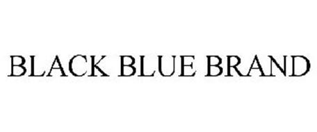 BLACK BLUE BRAND