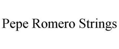 PEPE ROMERO STRINGS