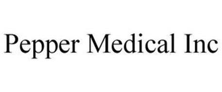 PEPPER MEDICAL INC