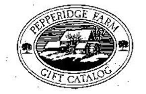 PEPPERIDGE FARM GIFT CATALOG