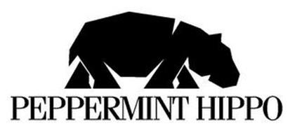 PEPPERMINT HIPPO