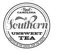 · REAL· CAROLINA SOUTHERN UNSWEET TEA CRAFTED IN THE SOUTH, FOR THE SOUTH