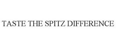 TASTE THE SPITZ DIFFERENCE