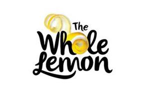 THE WHOLE LEMON