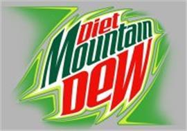 diet mountain dew trademark of pepsico inc serial