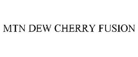 MTN DEW CHERRY FUSION