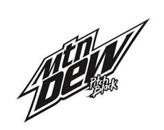 MTN DEW PITCH BLACK