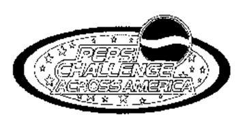 PEPSI CHALLENGE ACROSS AMERICA