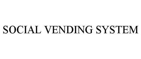 SOCIAL VENDING SYSTEM