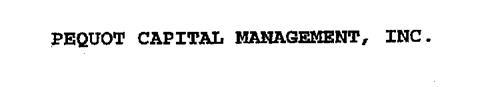PEQUOT CAPITAL MANAGEMENT, INC.