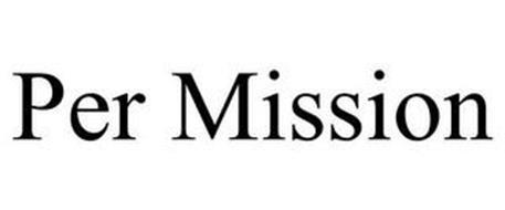 PER MISSION