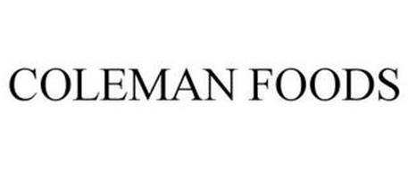 COLEMAN FOODS