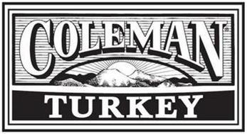 COLEMAN TURKEY