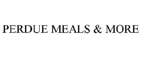 PERDUE MEALS & MORE