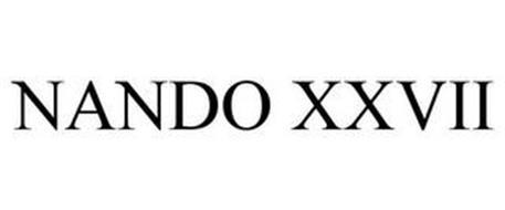 NANDO XXVII